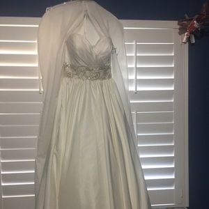 Wedding dress, new with tags